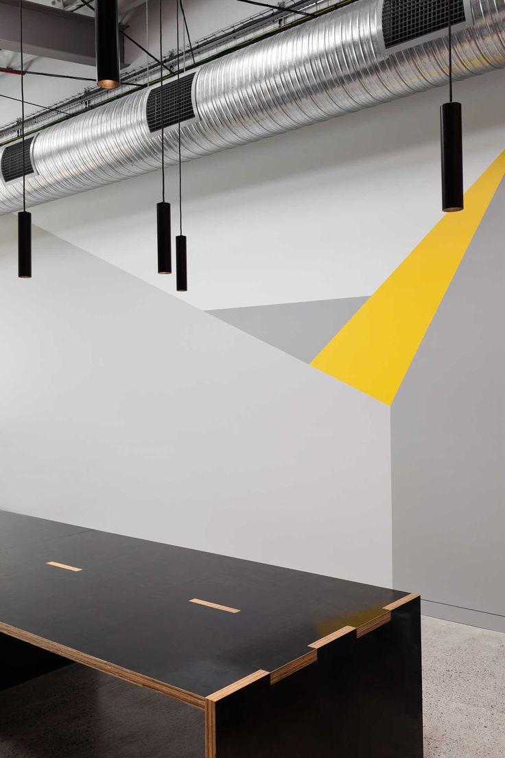 Spotlight Australian Design News April 2014 Interior OfficeOffice