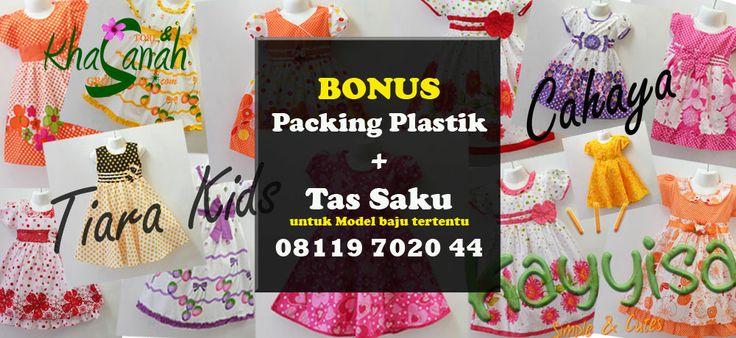 www.khasanahgrosi... Khasanah Grosir – Produsen Fashion Branded Bandung. Jual Grosir Baju anak perempuan, baju bayi lucu, pakaian busana dress anak kids perempuan cewek, cantik dan nyaman, bahan katun jepang yang nyaman, model dress terbaru 2014. Pabrik di bandung dan Jakarta. Sistem Distributor, Agen dan Reseller. Supplier Tanah abang, cipulir, jatinegara, dan pasar baru. 08119702044/20EC6565