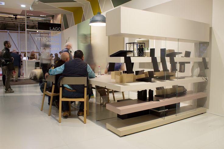 LAGO - Salone Internazionale del Mobile 2015 Foto: Laura Vendramini