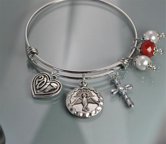 Girls Confirmation Bracelet Gifts/Confirmation