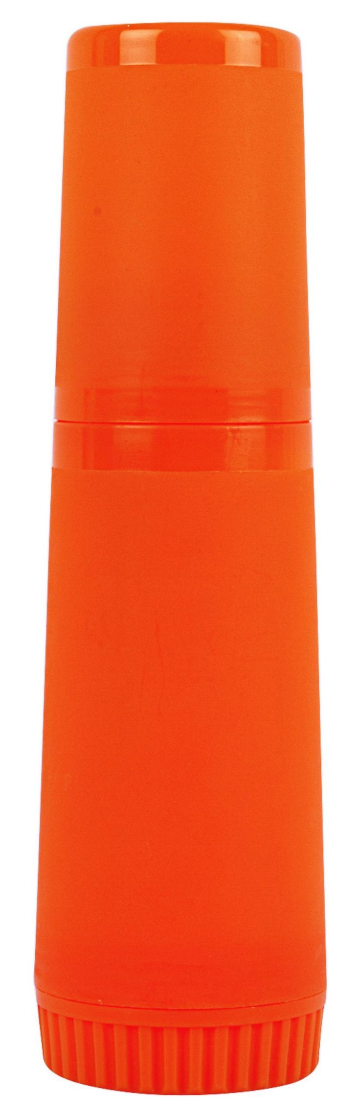 Farlin 250CC Insulated Feeding Bottle Orange. Farlin insulated feeding bottle features two thermos bottles with different materials. The inner bottle is made from polycarbonate resin which is FDA approved. The outer bottle is made from durable polycarbonate material. This insulated feeding bottle is very convenient for traveling and late night feeding.