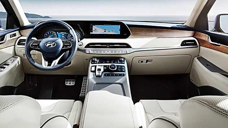 Awesome Hyundai Palisade 2020 Interior Pictures And Review