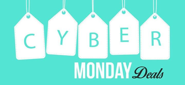 Reminding you again of Cyber Monday!  See > http://ow.ly/VeVfP  #cybermonday