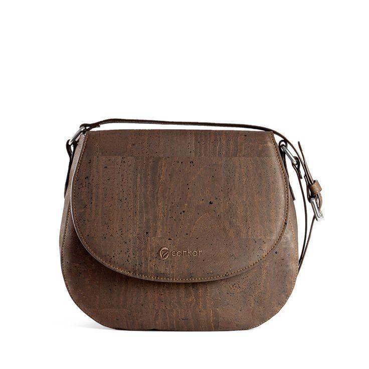Cork Saddle Bag