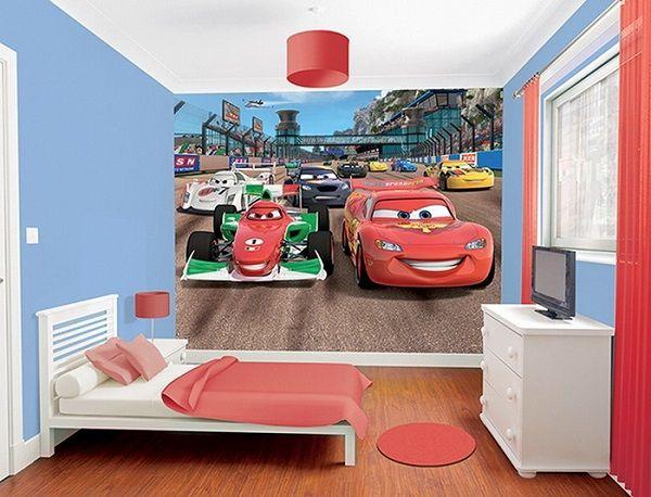 39 best DISNEY CARS BEDROOM images on Pinterest | Car bedroom ...