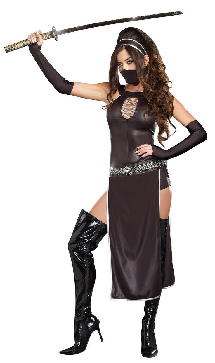 top 25 best sexy ninja costume ideas on pinterest