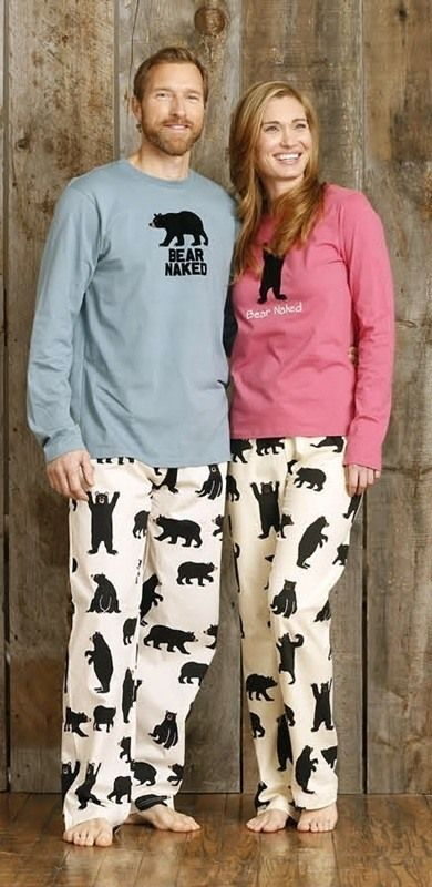 Pijama Hatley Bear Naked. Ref: TSUWIBE298. Esquijama para hombre combinado en punto de algodón para usar todo el año. Éste pijama talla bastante. #pijamas #hombre #ropainterior #modahombre http://www.varelaintimo.com/40-pijamas