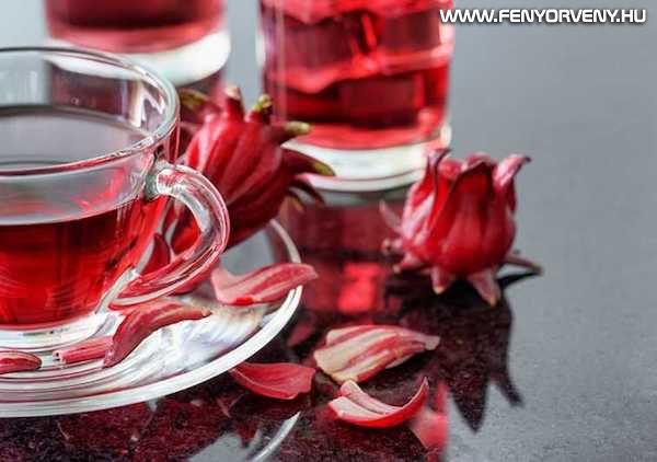 a hibiszkusz tea jó zsírégetésre fogyjon 1 lb zsírt naponta
