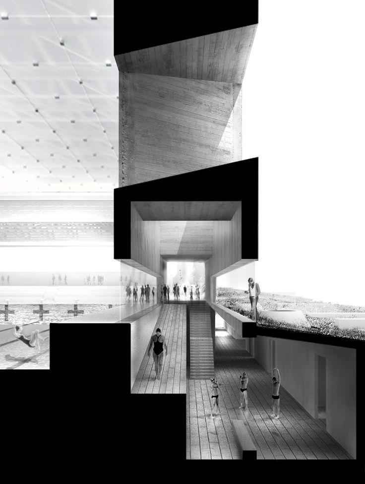 Imagen 21 de 26 de la galería de Conoce el diseño ganador de nuevo centro deportivo y cultural en el parque Fontanar del Río en Bogotá. Cortesía de Estudio Territorios