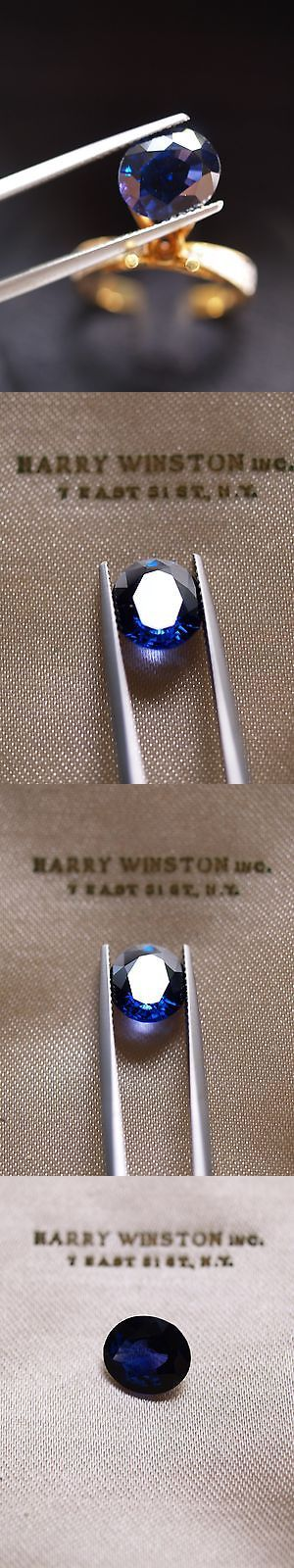 Natural Sapphires 4644: Natural Blue Ceylon, Color Change (Purple) Sapphire, 3.00Ct. Vvs -> BUY IT NOW ONLY: $2000 on eBay!