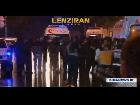 14:00 PM report of Iranian TV about attack in Istanbul leaving at least ...