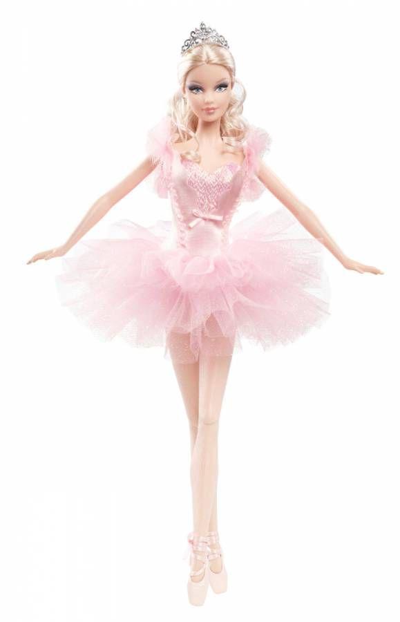 Ballet Wishes Barbie 2013