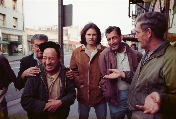 Morrison Hotel The Doors | Re: The Doors : Morrison Hotel (1970)