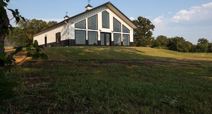 430 best homes images on pinterest morton building pole for Morton building cabin