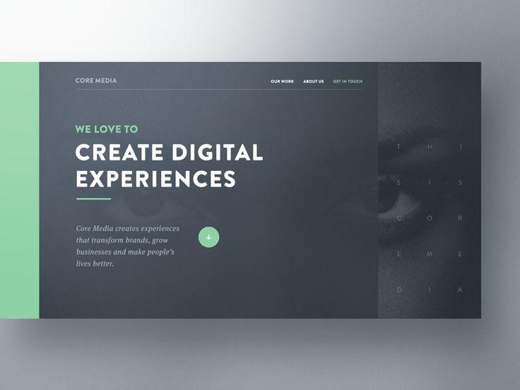 Core Media – Hero Exploration