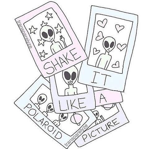aliens, grunge, love, overlay, pastel, teen, bulletproof_love953