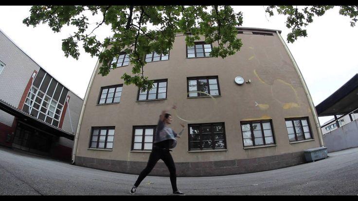 Hooping at Leppävaara/Espoo! #hooping #hoopspam #hoopinglife