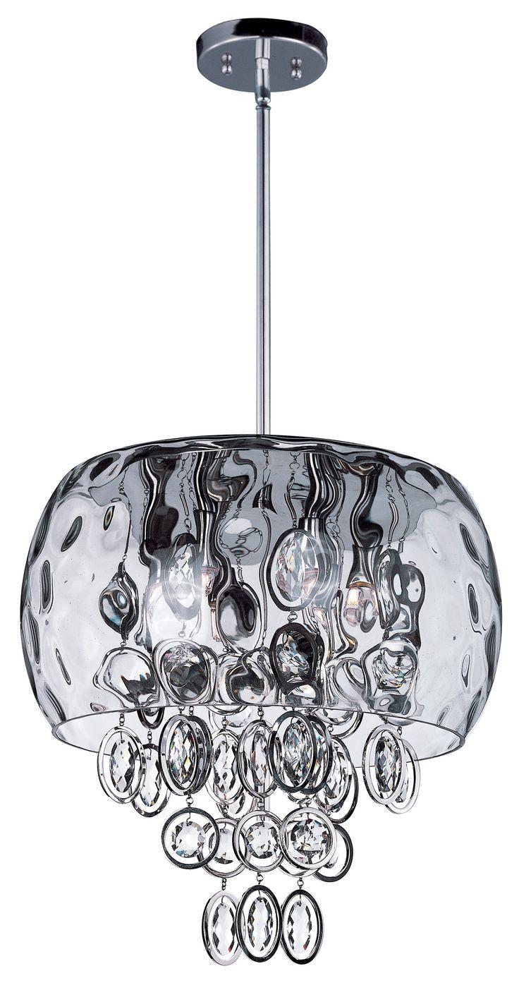 39 best lighting images on pinterest light pendant chandeliers ripple 6 light pendant arubaitofo Image collections