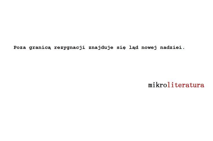 #literatura #liryka #poezja #nadzieja #myśli
