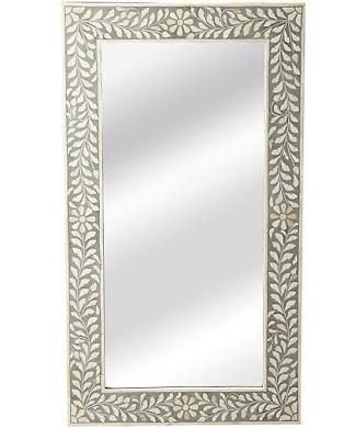 Anthropologie Horchow Bone Inlay French Modern Moroccan Wall ...