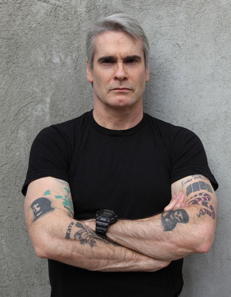 Jack-of-all-trades Henry Rollins talks about not labelling what you do, why he's not interested in advice, the need to make things constantly, and why he's never had a creative block.