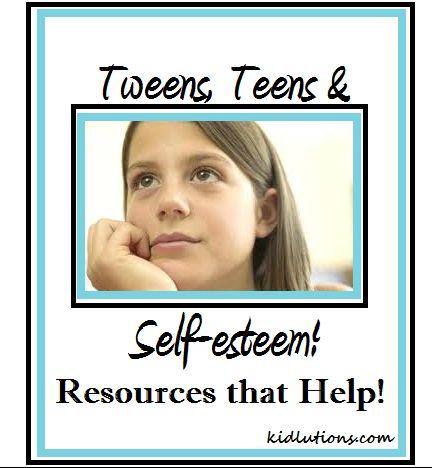 Teen Self Esteem Books 78