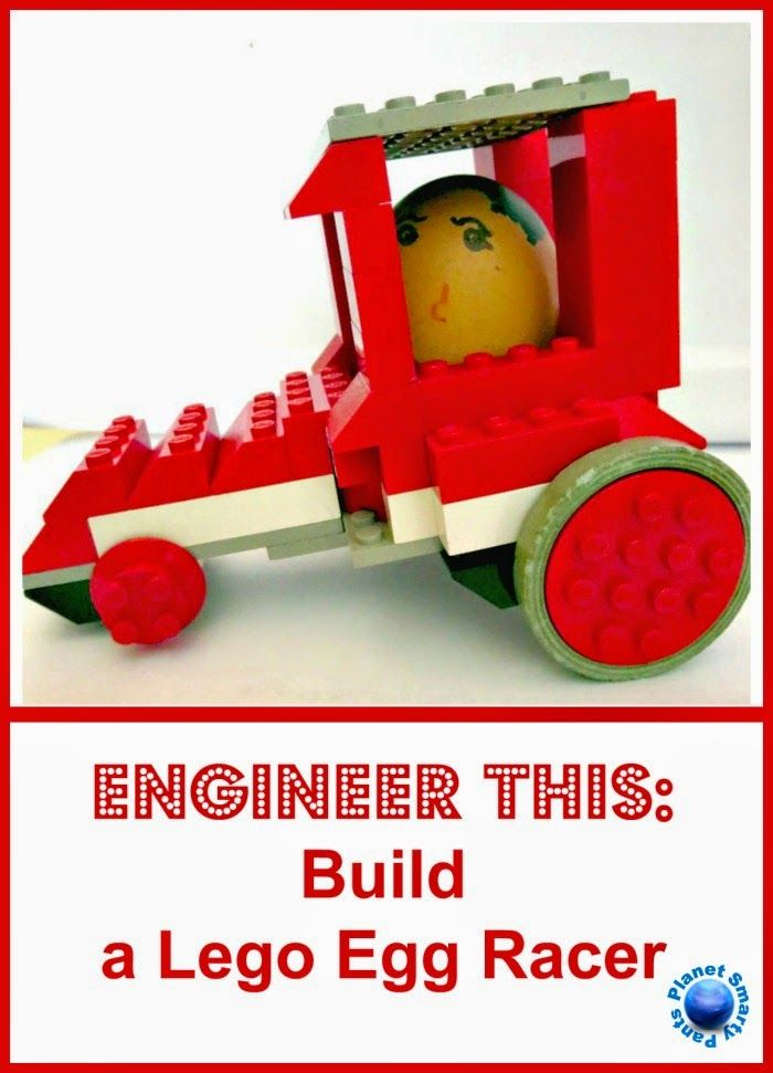 a stem challenge for kids build a fast and safe car for egg drivers
