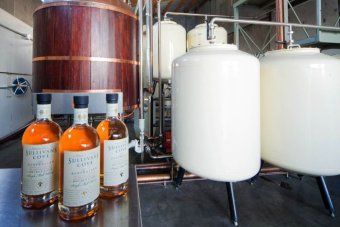 Sullivans Cove whisky won a gold and silver medal at the World Whisky Masters. #Tasmania #TAS #AustralianWhiskey