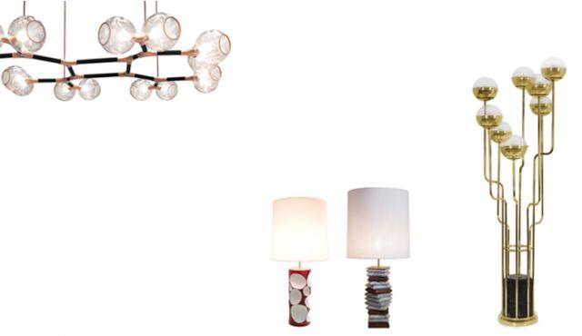 Idées Déco Maison, Les meilleures lampes pour l'intérieur, déco intérieur, la lampe correcte, lampe de table, lampe à suspension, lampadaire...