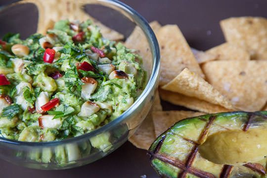 Spicy Guacamole Recipe, the best made from scratch guacamole recipe ever. Photo and Recipe by Irvin Lin of Eat the Love. www.eatthelove.com