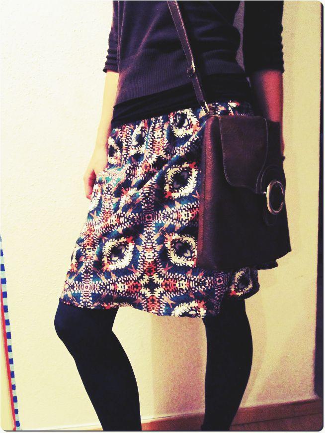 23 besten Nähen Röcke und Kleider Bilder auf Pinterest | Kleider ...