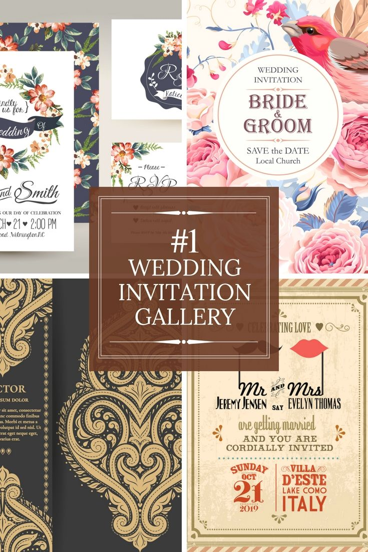 27 Perfectly Unique Cly And Also Most Economical Wedding Invitation Collections