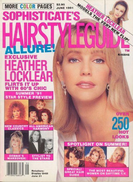 Magazine Covers: 2000   Instyle magazine, Instyle, Heather