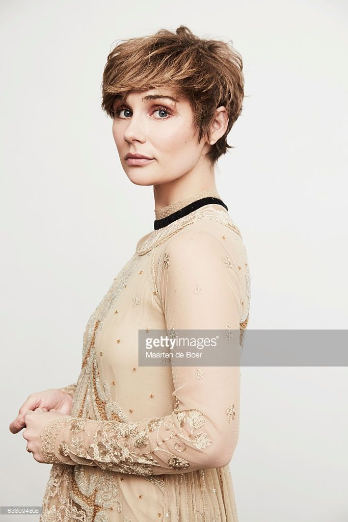 Clare Bowen from Hulu's 'Nashville' poses in the Getty Images Portrait Studio at the