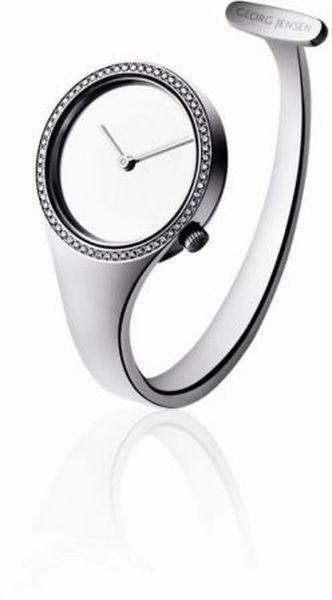 GEORG JENSEN Vivianna Brilliant Diamond Watch #Girl #Love #Fashion