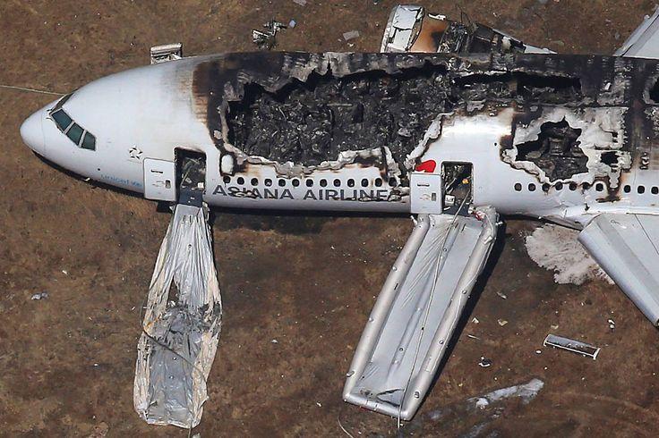 Asiana Airlines Flight 214. In Memoriam