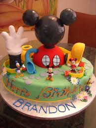 Image result for mikey birthday cake