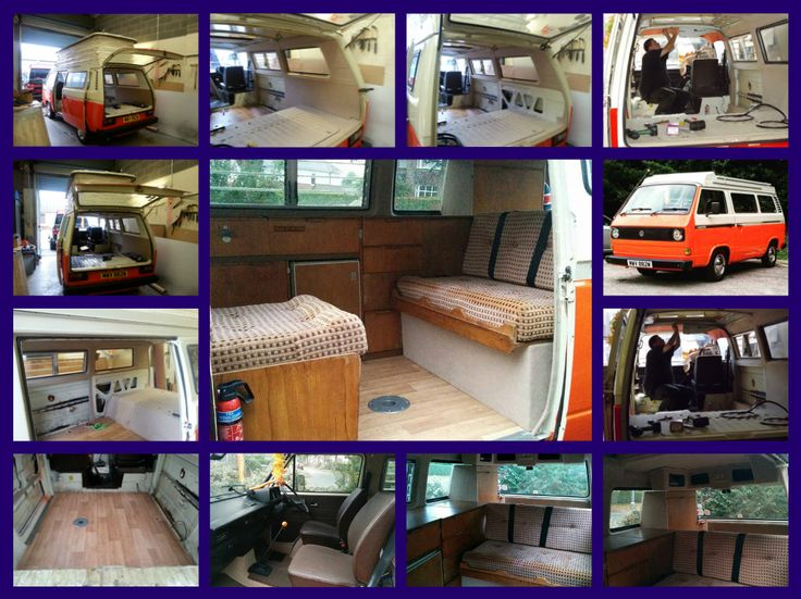 Dotty the vw t3 campervan insulation and carpet lining by buzzworx newcastle under lyme car stickerscar