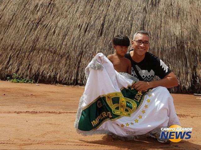 #Índio vira samba enredo e escola do RJ provoca a ira do agronegócio em MS - Campo Grande News: Correio do Povo do Paraná Índio vira samba…