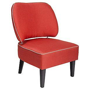 Home Collection Poltrona roja