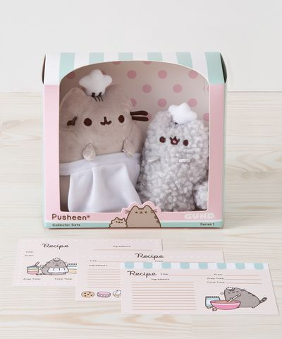 Baking Pusheen and Stormy Collector Set