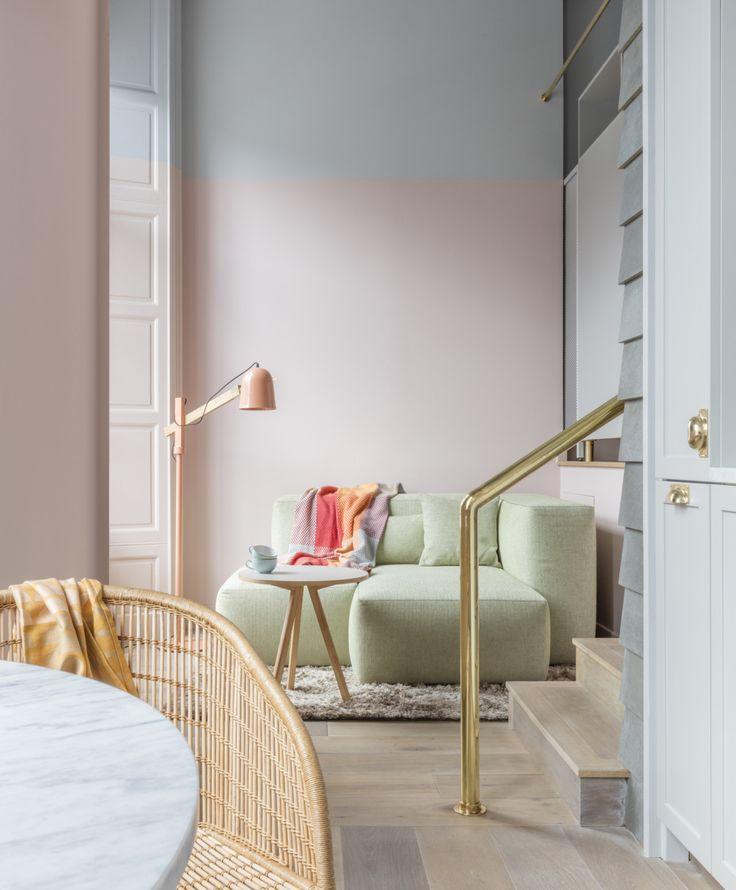 The Eden Locke Edinburgh Hotel Transforms from 18th Century Georgian to 21st Century Modern / Design Milk