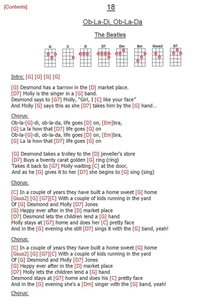 Pin on Ukulele songs, chords and tabs