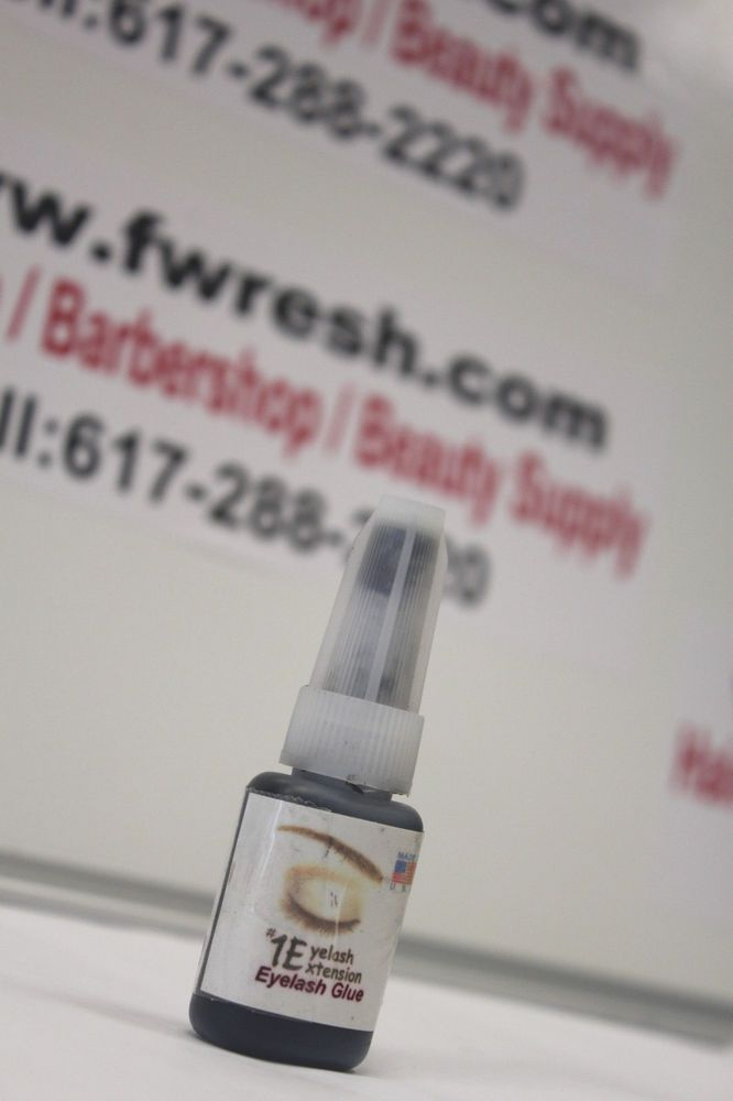 #1Eyelash Extension Surgical Glue http://www.fwresh.com/Shop/ Get 30% off with discount every thing in store www.fwresh.com @fwreshbarbershop @fwreshinc @fwresh salon and spa