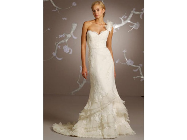 24 best The Dress images on Pinterest   Wedding frocks, Short ...