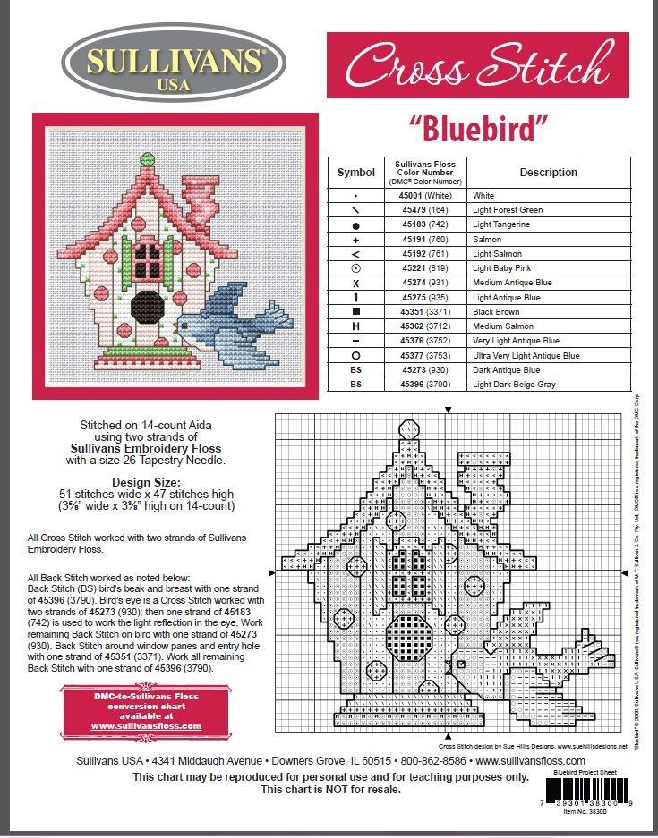 birdhouse bluebird