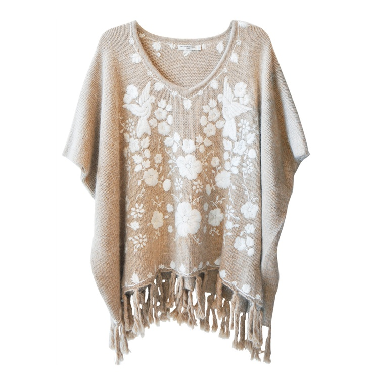 Mes Demoiselles Joyeuse Knitted Sweater available at les pommettes los angeles