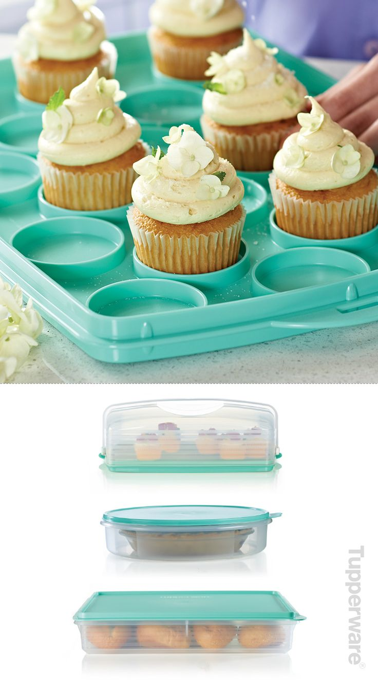 Bring the smiles with our classic takers. Perfect for spring parties! From top to bottom: Rectangular Cake Taker, Round Container, Snack-Stor® Large Container. http://jessicasullivan2014.my.tupperware.com/