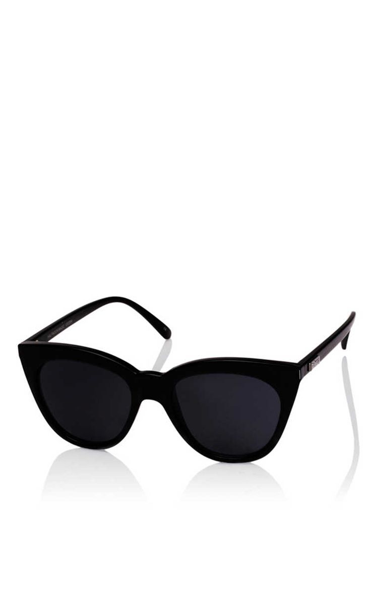 Solglasögon Halfmoon Magic BLACK - Le Specs - Designers - Raglady