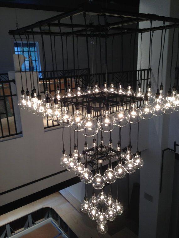 25 best ideas about lustre edison sur pinterest luminaires lumi res suspendus et clairage. Black Bedroom Furniture Sets. Home Design Ideas